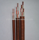copper conductor mica tape copper sheath fire resistant fire cable