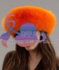 BGDN-250 Genuine Fox fur Head Band OEM/Wholesale /Retail
