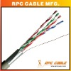 4 Pairs FTP CAT5E Cable