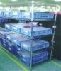 warehouse wire shelving rack