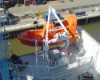 Davit for Fast Rescue Boat