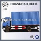DD5163XXYBCP1 Spring Bulk Truck for 2012