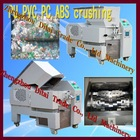 Best selling scrap plastic crushing machine