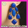 New Fashion Gold Earrings 2012 New Design Wholesale