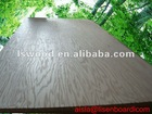 cherry wood veneer/melamine paper faced particle board