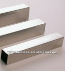 AISI201 stainless steel square pipe