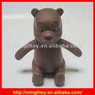 Customized Best Selling Little Bear Shape PU Foam Stress Toy