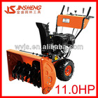 11HP loncin snow thrower with CE