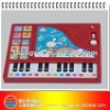 Eletronic piano for children learning