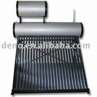 2012 Great full stainless steel pre-heated solar water heater with copper coil from DENO solar