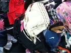2013 second hand bags in stock used school bag