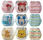 Free shiping 27 piece/lot water proof Baby Training Pants - Baby underwear infant diapers nappy pant