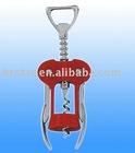 manual zinc alloy wine opener / red wine opener