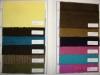 80% polyester &20%nylon spandex corduroy fabric