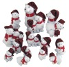 ceramic christmas Indoor ceramic gifts polar bear
