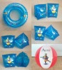 Inflatable PVC Arm Bands for swimming/inflatable arm rings/sleeve arm bands/kids armband