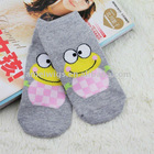 GJ-018 2011 fashional charming animal face sock with various novel designs available