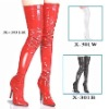 Sexy knee high boots SS-2001