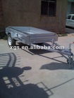 7*4 box trailer made in China