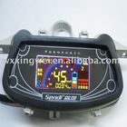 LED electric scooter meter