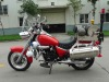 fire fighting motorcycle FM250 with water mist extinguisher