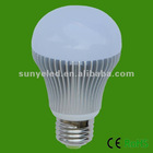 LED 3W Light bulbs at E27 base