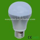 LED 3W Light bulbs at E27 base