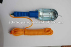 America plug E27 Aluminium wire PVC work light car work lamp