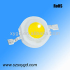 1W 120lm Warm /Nature /Cold White High Power LED