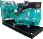 220V 3 phase 4 wires Cummins 6LTAA8.9-G2 250kva/200kw diesel power generator set