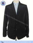 Men's cotton corduroy suits