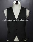 men's formal waistcoat