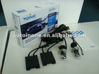 Super bright 55W H4 bi xenon hid xenon kit