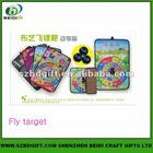 sublimation printed fruits advertising target for sale