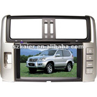 car dvd for TOYOTA PRADO 2012