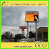 outdoor led advertising board P16C