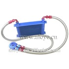 13Rows Racing Car Oil Cooler Kit