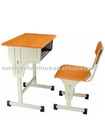 shool desk and chair