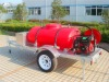 Garden High Pressure Sprayer Trailer