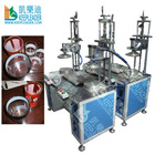 Plastic Cylindrical Box Crimping Machine
