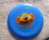 plastic frisbee printed logo