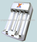 Stardard charger for AA/AAA batteries