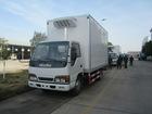 isuzu refrigerator truck 5tons,16 cubic meter,isuzu brand,higher box