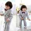 High quality blazers suits for children's clothing sets