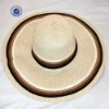 2012 Straw beach hat for ladies cap