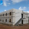 container steel structure hotel (Angola hotel)