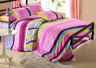 Fashion Style Home Bedding Sheet And Pillow Case