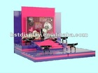 Hot items for comestic wood display