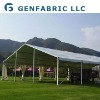 Waterproof storage tent
