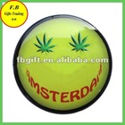 Custom Advertisment and Promotional PVC Fridge Magnet with Logo (FB012109